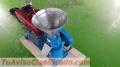 Peletizadora 120 mm 8 hp DIESEL para concentrados balanceados 60-100 kg/h - MKFD120A