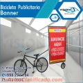 Bicileta Publicitaria en Banner