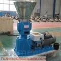 Maquina Meelko para pellets con madera 150 mm electrica 60-90 kg/h - MKFD150B