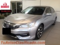 Honda accord 2015 en excelente estado