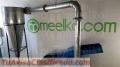 Meelko Molino triturador de biomasa a martillo electrico hasta 1500 kg hora - MKH500C