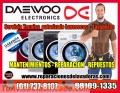 ¡!On time! Técnicos de Lavasecas Daewoo 981091335 -Surquillo