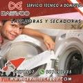 SOPORTE TECNICO DE LAVADORAS DAEWOO 981091335. Los Olivos