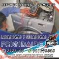 Centro de Lavado FRIGIDAIRE  Reparación y Mantenimiento. Miraflores
