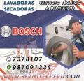 On time!!!   Técnicos de LAVADORAS BOSCH. 7378107 Pueblo Libre