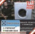 Exclusivos!!!   Profesionales de LAVADORAS Electrolux. 7378107 San Isidro