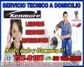Profesionales Kenmore…7378107 Expertos en servicio de ((lavadoras)) Miraflores
