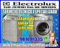 Profesionales: Capacitados en lavadoras Electrolux : Rimac