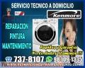 Eficiencia…7378107//ReparaciÓn & Manteniento de lavadoras//KENMORE//en Rimac