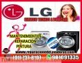 981091335 //LG//RepAraciÓn & mantenimiento de LAVADORAS/ San Luis