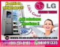 SoPorTe Técnico LG en Miraflores (REFRIGERADORAS) #981091335
