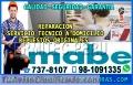 Técnicos MABE-Expertos en ReFriGeraDoras/ Jesùs Maria #7378107