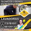 Whirlpool 7378107>>RepAraciÒn de lavadoras y secadoras> en San Luis