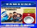 Samsung|A su servicio Tècnicos de lavadoras|en Villa el salvador- 7378107