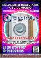 Electrolux!!!! 981091335 Técnicos de LAVADORAS en INDEPENDENCIA