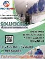 Aqui!!«CAMARAS FRIGORIFICAS»7590161 Reparacion a Domicilio-La Perla