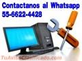 MANTENIMIENTO CORRECTIVO Y PREVENTIVO A COMPUTADORAS DE ESCRITORIO Y PORTATILES, TABLETS Y