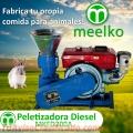 Meelko Peletizadora para balanceados MKFD200A