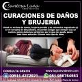 CURACIONES, PROTECCIÓN CONTRA LA ENVIDIA -  SANTOSA LUNA