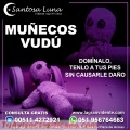 DOMINIO Y AMARRES DE AMOR - SANTOSA LUNA