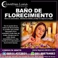 BAÑOS DE FLORECIMIENTO - SANTOSA LUNA