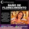 BAÑOS DE FLORECIMIENTO, CURACIONES, LIMPIEZA DE AURA - SANTOSA LUNA