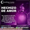 HECHIZOS DE AMOR 100% EFECTIVOS - SANTOSA LUNA