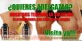 Ven y conoce toda nuestra línea de productos 100% orgánicos  ¡Llama por whatsApp Ya!
