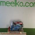 Maquina Meelko  para pellets con madera 120 mm diesel 45-60 kg/h - MKFD120A