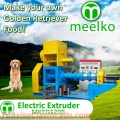 Extrusora para alimentos de perros 500-600kg/h 55kW - MKED120B