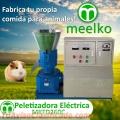 Maquina Meelko para pellets con madera 260 mm eléctrica 160-250 kg/h - MKFD260C