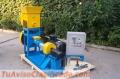 Extrusora Meelko para pellets alimentación perros y gatos 60-80kg/h 11kW - MKED050C