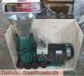 Peletizadora Meelko 150mm eléctrica 4kW para alfalfas y pasturas 100-130kg/h - MKFD150B