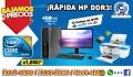 COMPUTADORAS HP + IMPRESORA HP CON WIFI, A TAN SOLO Q 1,950.00