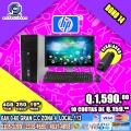 COMPUTADORAS HP CON PROCESADOR CORE2DUO/04GB DE RAM/(Expandible Hasta 16Gb)
