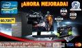 COMPUTADORAS LINEA GAMERS COREi7, 08GB MEMORIA RAM, 500, 02GB TARJETA DE VIDEO