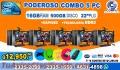 COMBOS COMPLETOS DE 05 COMPUTADORAS HP, CON 16GB DE RAM