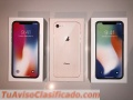 Apple iPhone X 256GB .64GB - Unlocked - USA Model - Apple Warranty - BRAND NEW!