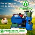 Meelko peletizadora para balanceados MKFD230A