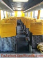 Bus Minibus mitsubishi 2011 33 pasj. FM-100 precio en dolares $ 31000