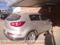 Camioneta KIA mod. Spotage 5 puertas 2013 precio en dolares $ 14,000