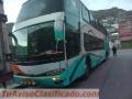 Bus Scania K124 2005 2 pisos marcopolo 54 pax .precio en dolares