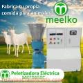 Meelko Peletizadora  para concentrados balanceados MKFD150C