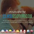 ANUNCIATE CON NOSOTROS EN CLASIESOTERICOS. 319 260 15 12