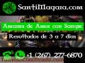 AMARRES DE AMOR PODEROSOS GARANTIZADOS WHATSAPP SANTI MAGARA +1 (267) 277 6870