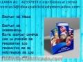 DISPLAY DE MESA DE POLIESTIRENO LLAMA AL 42337859