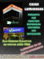 RÓTULOS LUMINOSOS LLÁMANOS AL: 42337859