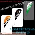 Banderolas De Viento Comunícate al: 42337859