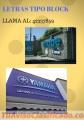 LETRAS TIPO BLOCK COMUNÍCATE AL : 42337859