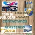 LO MEJOR EN PUBLICIDAD LLAMA AL: 42337859
